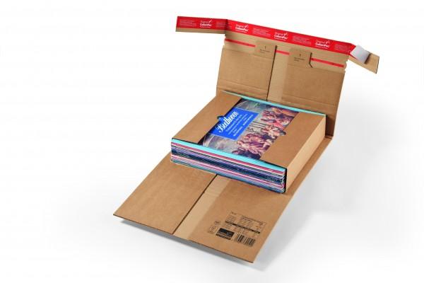 CP030.04 Robuste Versandverpackung IM: 325 x 260 x -92 mm