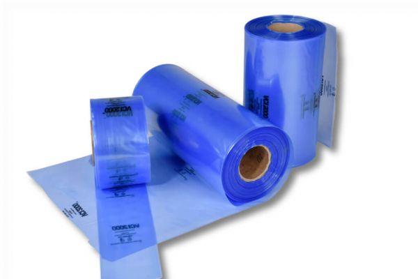 VCI-Schlauchfolie 500 x 0,1 mm x Länge 100 m - Rolle