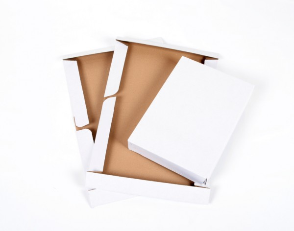 350 x 250 x 50 mm Maxibrief groß - Weiß - DHL Postnorm