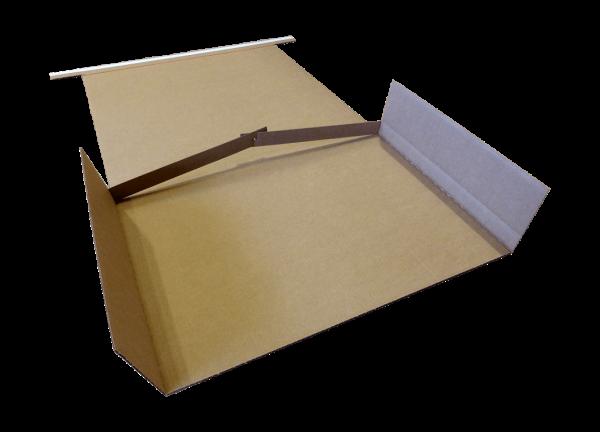 Kalenderverpackung - 620 x 420 x 30 - DIN A2