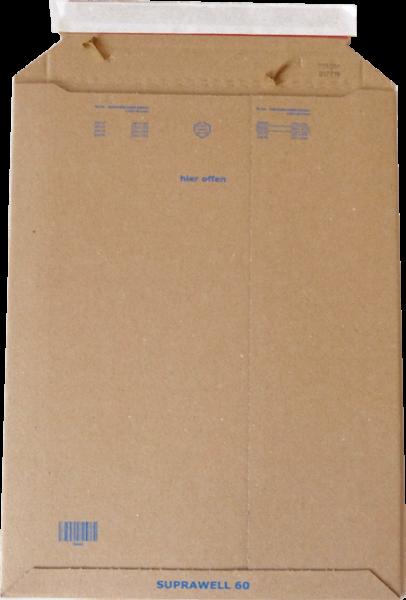 SW60 Versandtasche WP DIN B4 - 290 x 410 mm Außenmaß