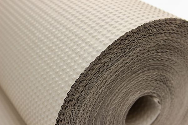 Formpack / Prägepapier Breite 70 cm x 70 lfm. - 100% Recyclingpapier