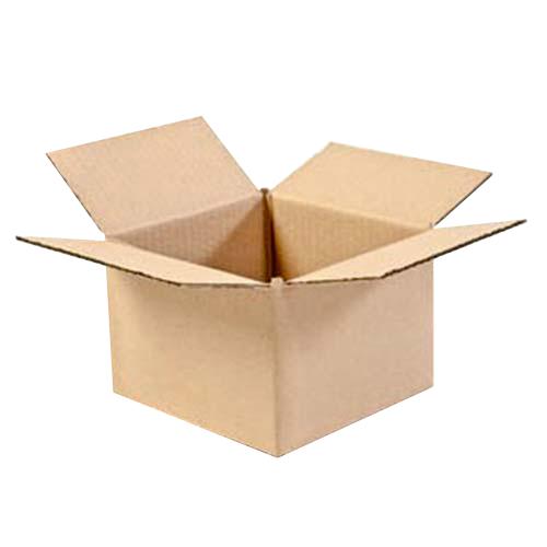 Faltkiste 113 x 113 x 100 mm - Hermes S-Paket/DHL-Päckchen