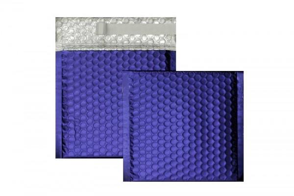 Luftpolstertaschen blau matt - 170 x 185 mm - 10 Stück
