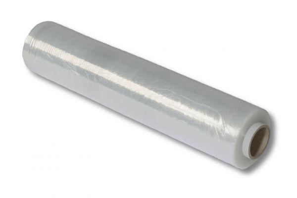 Handstretchfolie 23µ - Breite 500 mm - ca. 250 lfm. transparent - 1 VE = 6 Rollen