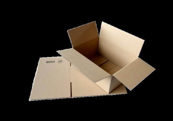 Faltkiste 315 x 225 x 155 mm - Größe DIN A4 - Hermes S/DHL-Paket