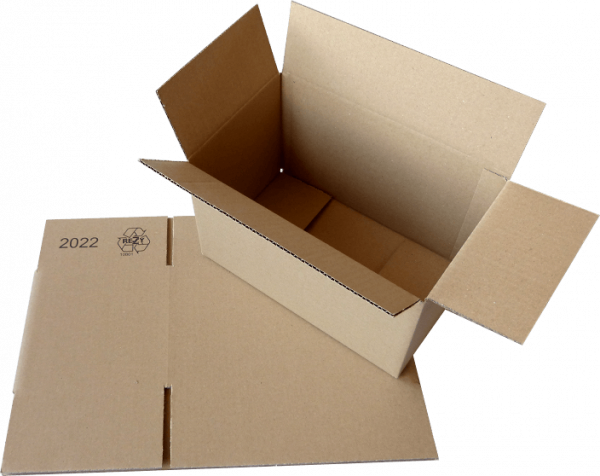 Faltkiste 250 x 150 x 150 mm - Hermes S-Paket/DHL-Paket