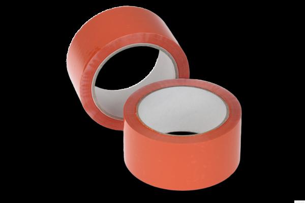 Klebeband 50 mm x 66 lfm. - PP orange | VE 36 Stück