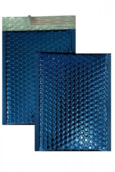 Luftpolstertaschen blau glänzend - 340 x 460 mm - 10 Stück