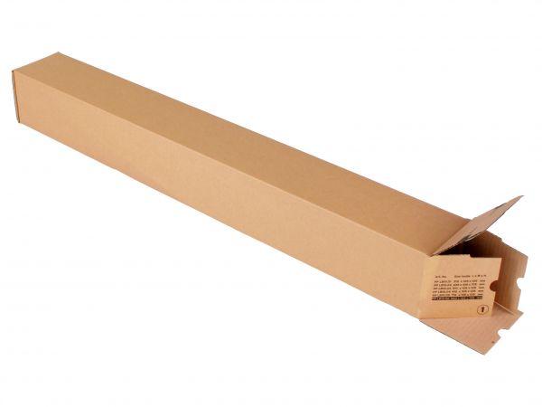1005 x 105 x 105 mm - quadratische Viereckhülse B0