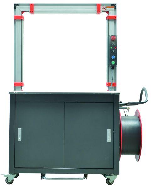 Umreifungsmaschine Vollautomat - Rahmengröße 800 x 800 mm