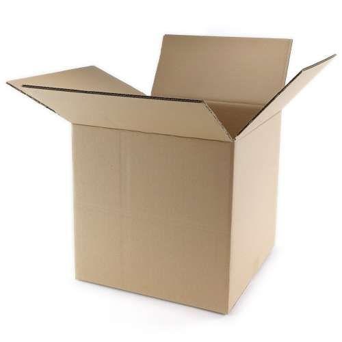 Faltkiste 400 x 400 x 200-400 mm (Außenmaß) / M-Paket