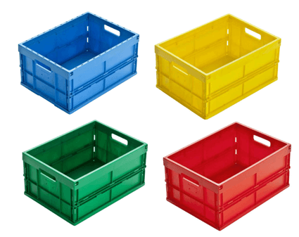 Faltbox 525 x 350 x 275 mm