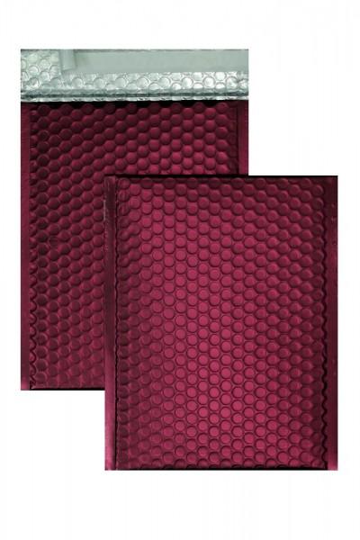 Luftpolstertaschen bordeaux matt 250 x 334 mm DIN A4 - 10 Stück