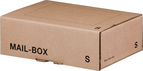 "Mail-Box 249 x 175 x 79 mm - Größe ""S"""