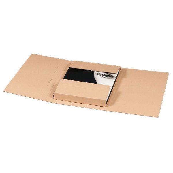 Twist-Verpackung 330 x 240 x 80 mm - DIN A4