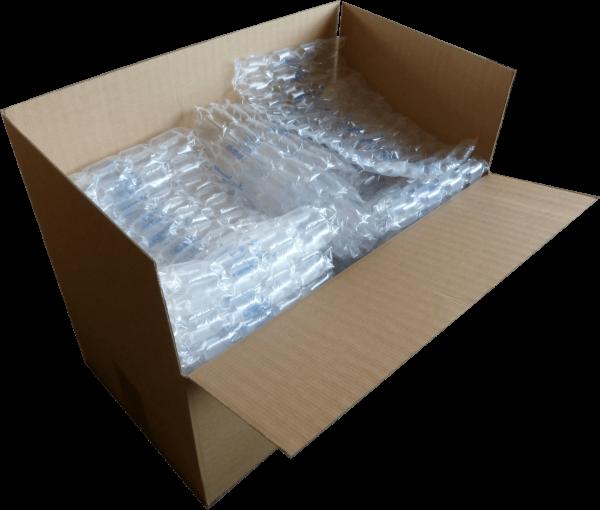 Luftpolstermatten perforiert ca. 0,23 m³ Füllmaterial - Größe 400*250 mm
