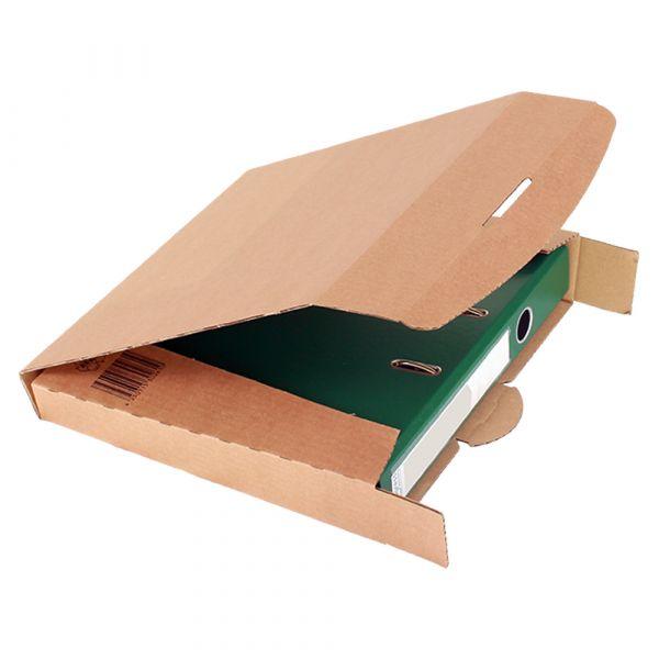 Ordner-Transport-Box für DIN A4 - 50 mm Rückenhöhe