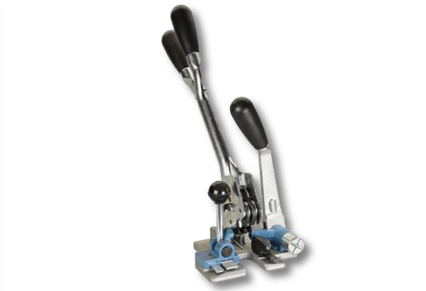 Spann- und Verschlussgerät für 16mm PP Umreifungsbänder