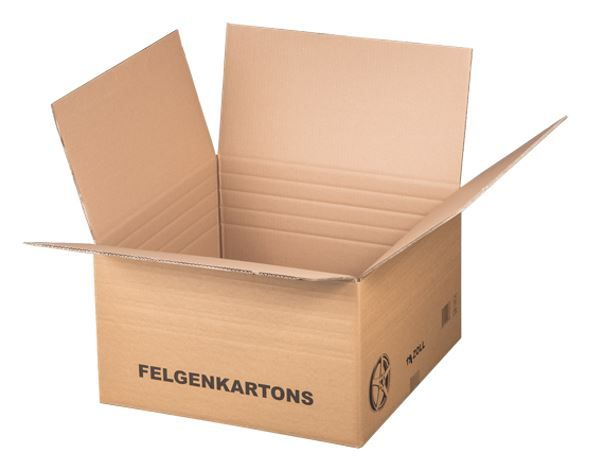 """17"""" Felgenkarton - 470 x 470 x 265 mm"""