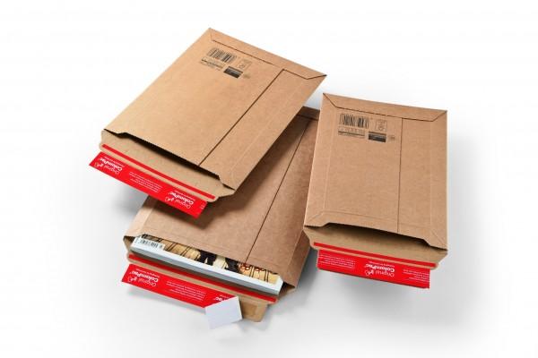 CP010.14 Versandtasche DIN A4+ WP 250 x 351 mm Außenmaß