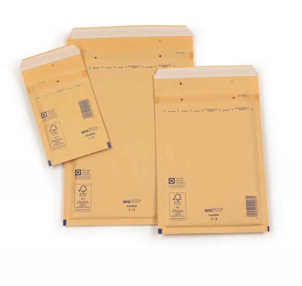 Luftpolstertasche I-9 / 320 x 455 mm - DIN A3 - 50 Stück Arofol