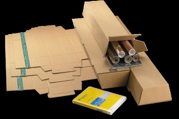 860 x 145/108 x 75 mm - Trapezbox DIN A0