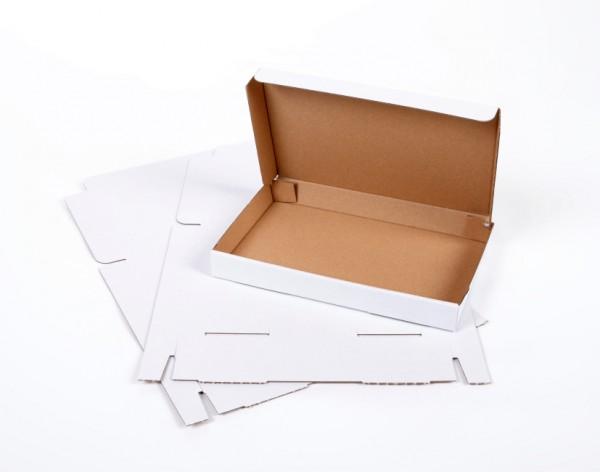 240 x 152 x 27 mm - Maxibrief weiß ~ DIN A5