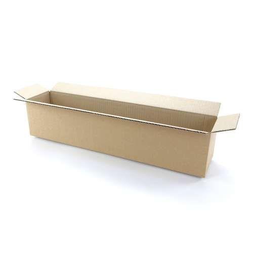 Faltkiste 500 x 100 x 100 mm - Hermes M-Paket/DHL-Paket