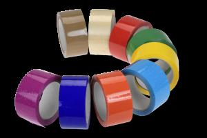 alle Farben - Klebeband PP 50 mm x 66 lfm. | VE 36 Stück