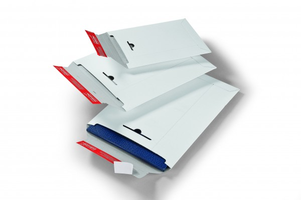 CP012.03 Versandtasche DIN A4 VP 240 x 315 mm Außenmaß