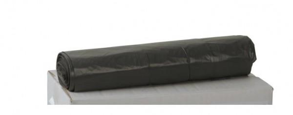LDPE Müllsäcke 600x800, grau - 250 Stück