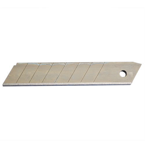 Abbrechklingen 10 Stück - für Cuttermesser