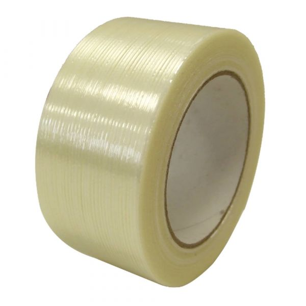 Filament BOPP 50 mm x 50 lfm. - transparent
