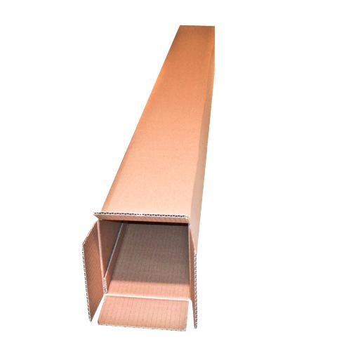 Neu: Faltkiste 1189 x 120 x 120 mm Faltkarton einwellig - DHL Karton