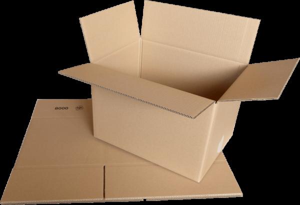 Faltkiste 450 x 320 x 320 mm - DIN A3 Größe - DHL-Paket/Hermes M