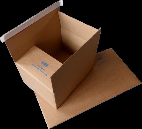310 x 230 x 81-160 mm Blitzbodenkarton Packfix PF40