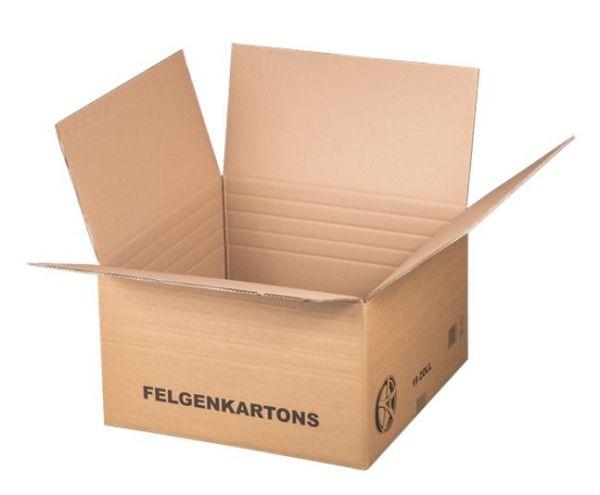 """19"""" Felgenkarton - 525 x 525 x 310 mm"""