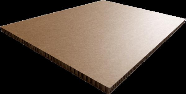 Wabenplatte 1200 x 800 x 20 mm - Palettenmaß