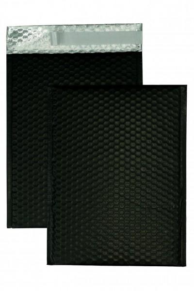 Luftpolstertaschen schwarz matt - 200 x 250 mm - 10 Stück