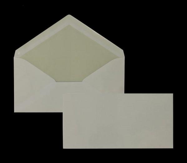 Briefumschlag 110 x 220 mm (DIN Lang) Nassklebung - 500 Stück