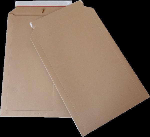 TP 360 Versandtasche VOLLPAPPE DIN A3 - Außenmaß 320 x 455 mm
