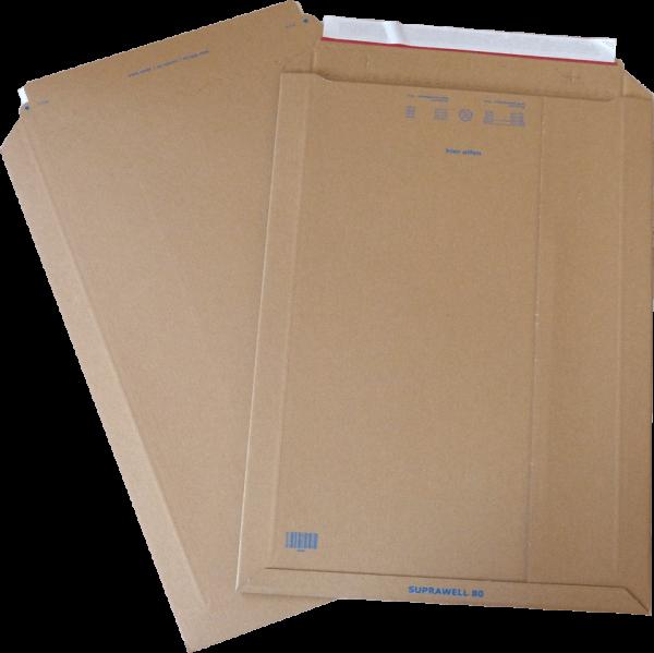 .SW80 Versandtasche WP DIN A3+ - 370 x 540 mm Außenmaß
