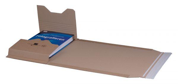 Universalverpackung DIN A4 304 x 215 x -77 mm