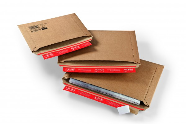 CP015.04 Versandtasche A4+ WP 353 x 250 mm Außenmaß