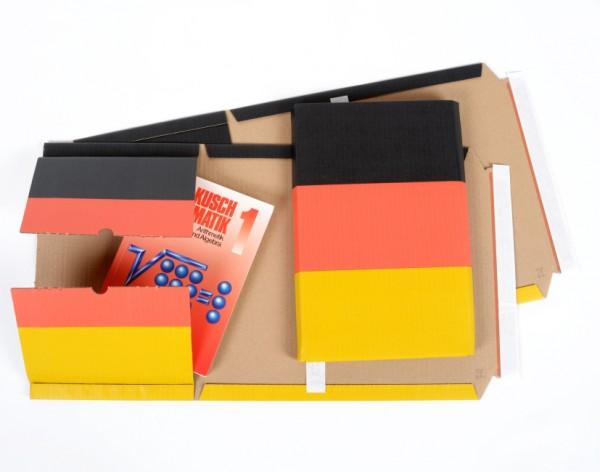 """MW358/58 weiß """"Deutschland"""" - DIN A4 - 302*215*20-75 mm"""