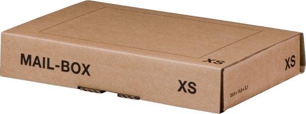 "Mail-Box 244 x 145 x 38 mm - Größe ""XS"""