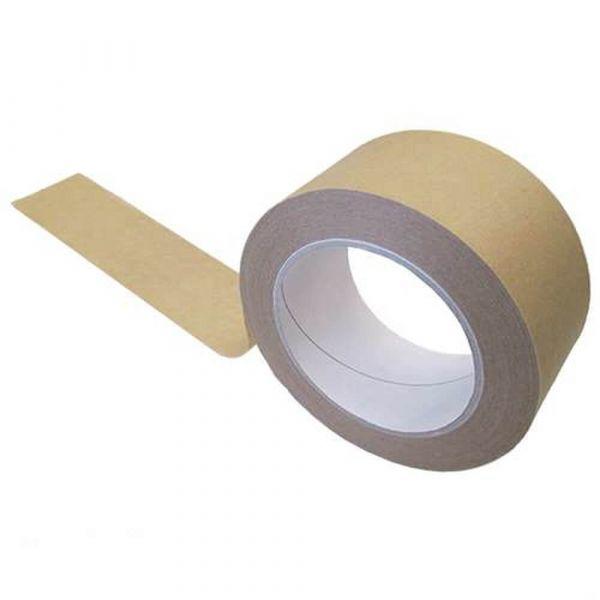 Papier-Klebeband 50 mm x 50 lfm. - braun