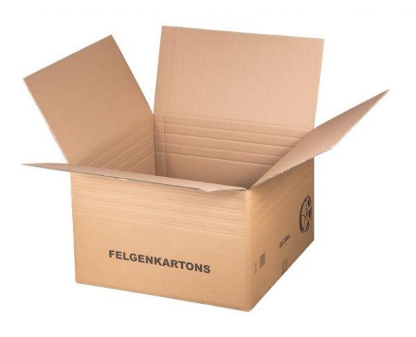 """22"""" Felgenkarton - 600 x 600 x 390 mm"""