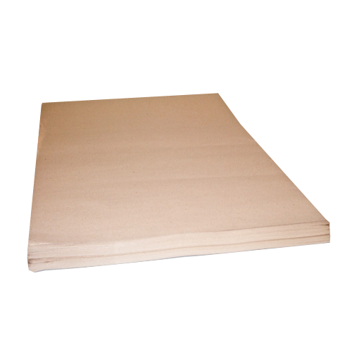 Packseide - Schrenzpapier grau 375 x 500 mm, 25 kg - 125 g/m²